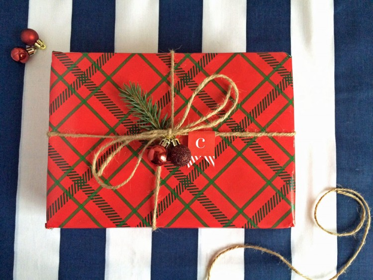 How to: personalise your Christmas gifts