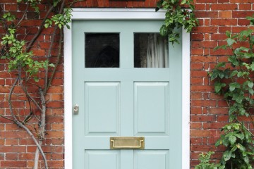 5 front door colours