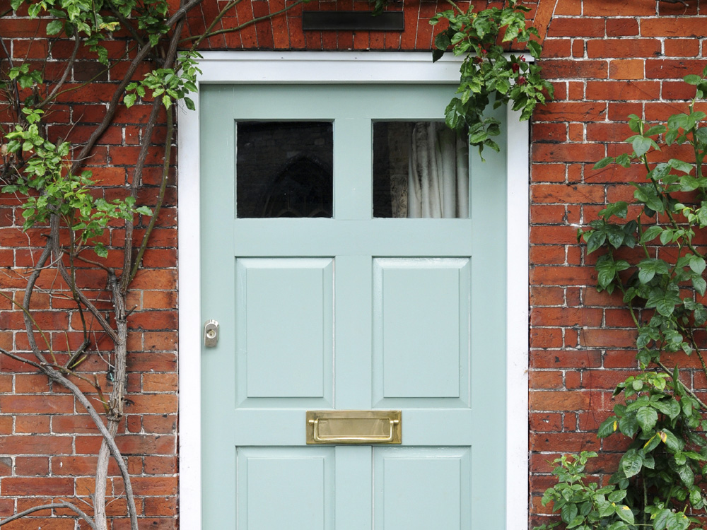 & 5 great colours for your front door - eat sleep colour Pezcame.Com
