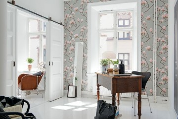 Bloomin lovely floral wallpapers