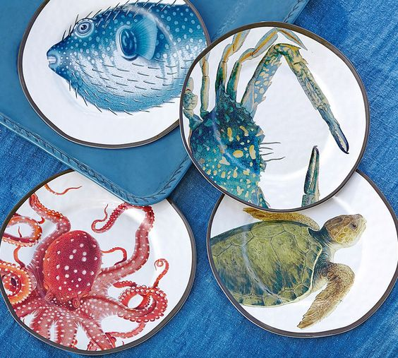 Ships ahoy! 5 nautical plates to dine from