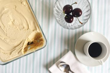 Coffee No Churn Ice Cream
