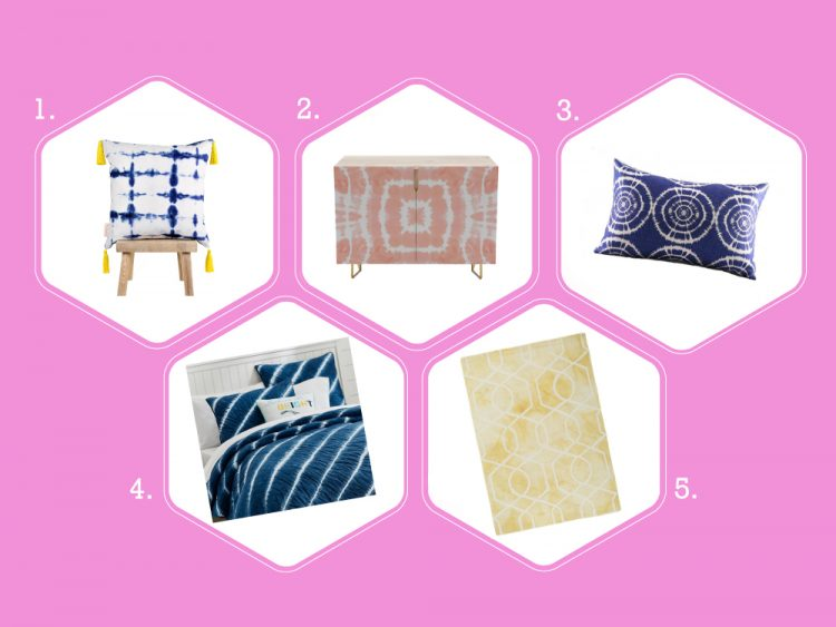 Tie Dye Top Picks for the Home